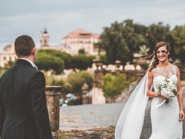 Il matrimonio di Luca e Chiara a Frascati, Roma 22