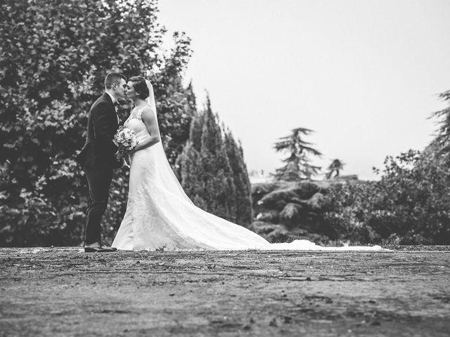 Il matrimonio di Luca e Chiara a Frascati, Roma 23