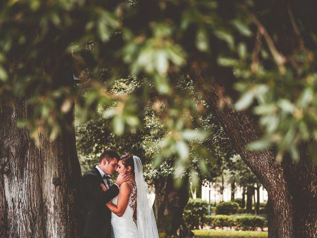 Il matrimonio di Luca e Chiara a Frascati, Roma 24