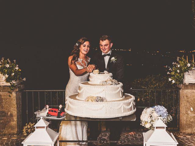 Il matrimonio di Luca e Chiara a Frascati, Roma 33