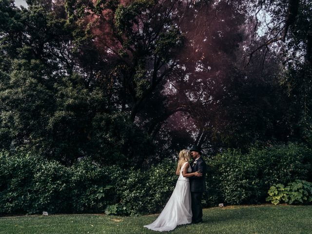 Le nozze di Elisabeth e Gianluca