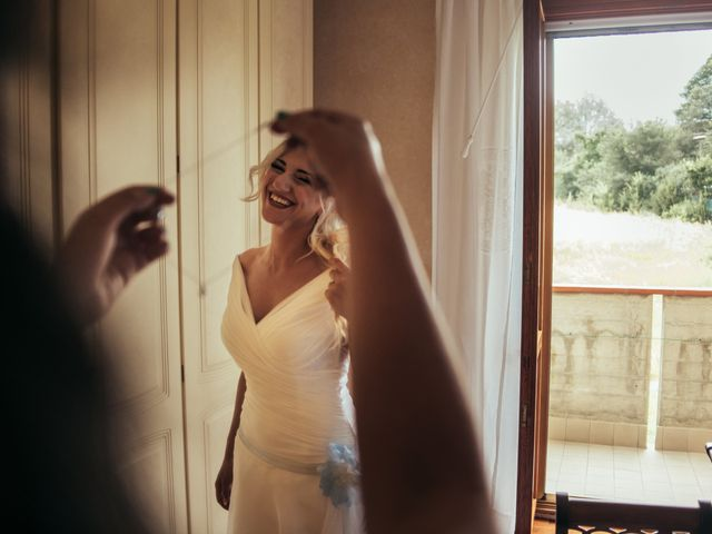 Il matrimonio di Gianluca e Elisabeth a Fermo, Fermo 24