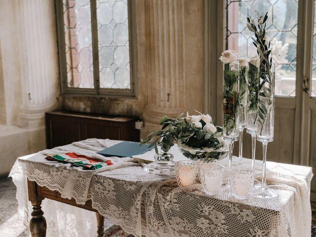 Il matrimonio di Gloria e Eros a Brugine, Padova 11