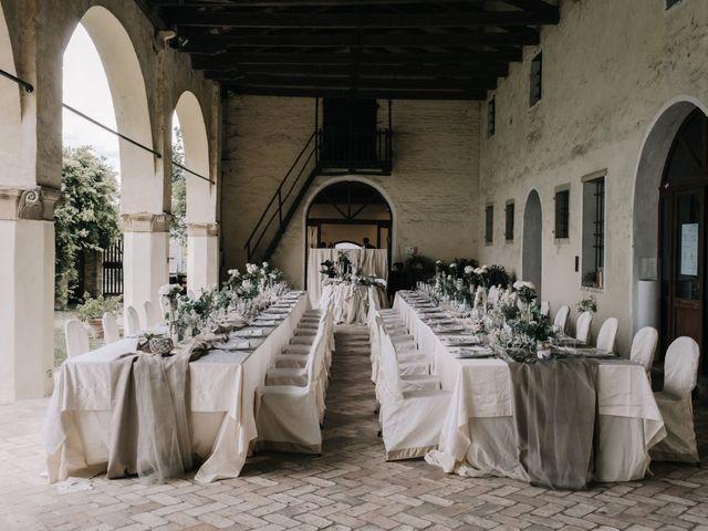 Il matrimonio di Gloria e Eros a Brugine, Padova 12