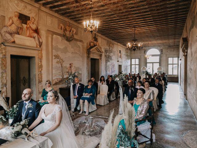 Il matrimonio di Gloria e Eros a Brugine, Padova 16