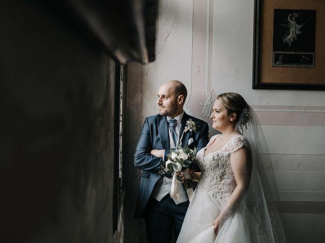 Il matrimonio di Gloria e Eros a Brugine, Padova 18