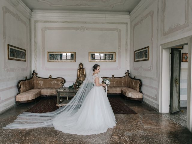 Il matrimonio di Gloria e Eros a Brugine, Padova 19