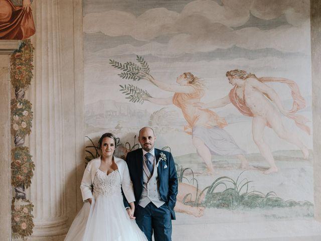 Il matrimonio di Gloria e Eros a Brugine, Padova 21