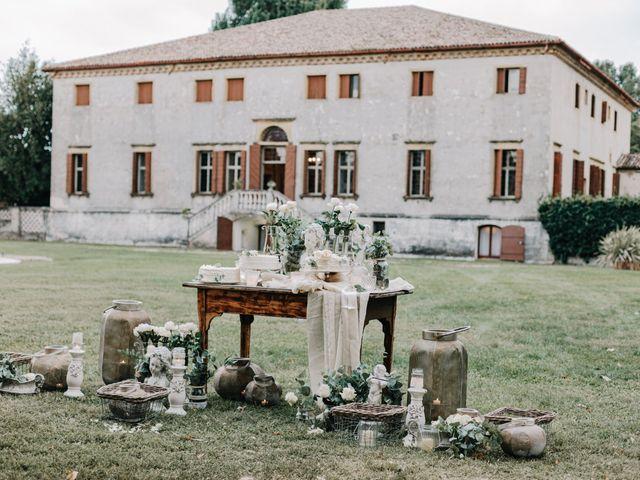 Il matrimonio di Gloria e Eros a Brugine, Padova 25