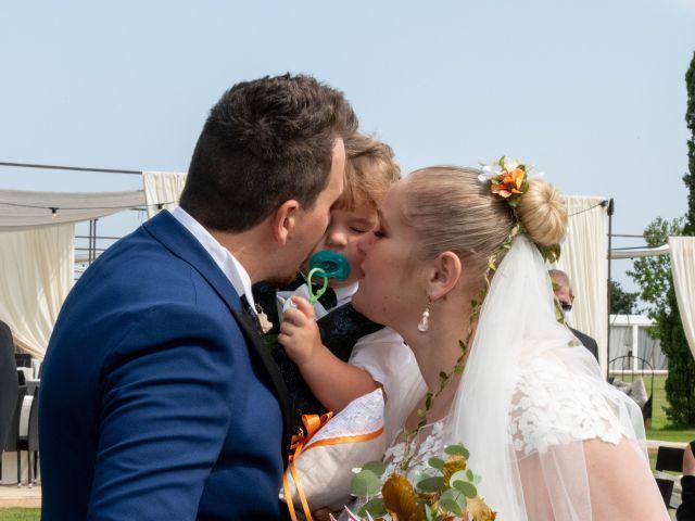 Il matrimonio di Fabio e Laura a Mestrino, Padova 14