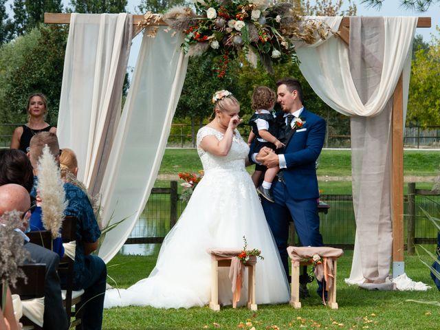 Il matrimonio di Fabio e Laura a Mestrino, Padova 17