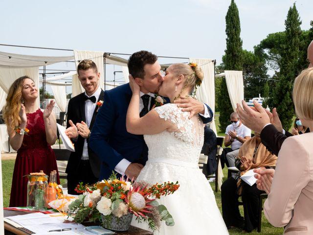 Il matrimonio di Fabio e Laura a Mestrino, Padova 21