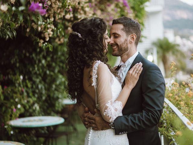 Le nozze di Mariangela e Valentino