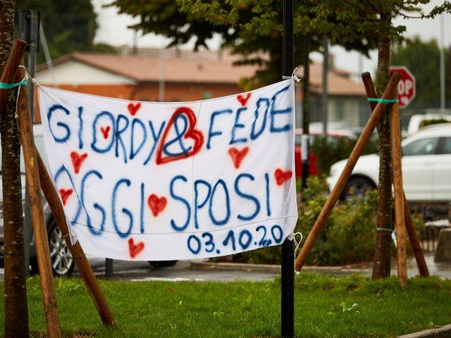 Il matrimonio di Giordano e Federica a Maser, Treviso 15