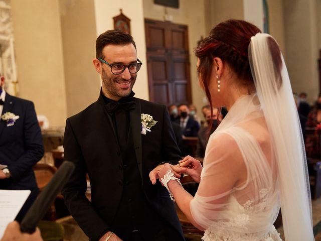 Il matrimonio di Giordano e Federica a Maser, Treviso 23