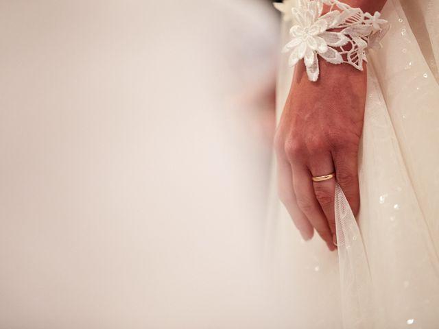 Il matrimonio di Giordano e Federica a Maser, Treviso 24