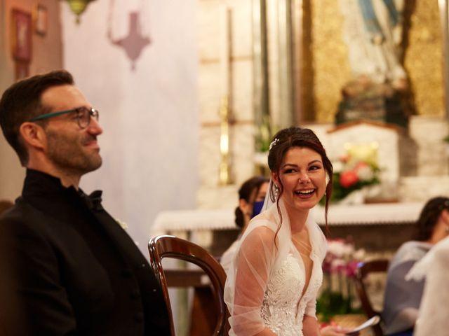 Il matrimonio di Giordano e Federica a Maser, Treviso 26