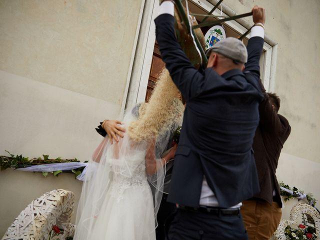 Il matrimonio di Giordano e Federica a Maser, Treviso 30
