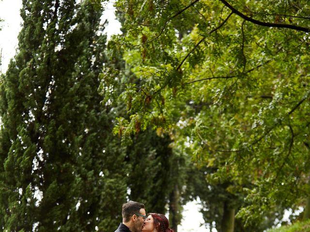 Il matrimonio di Giordano e Federica a Maser, Treviso 32