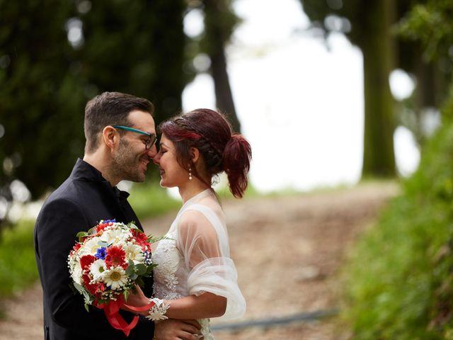 Il matrimonio di Giordano e Federica a Maser, Treviso 33