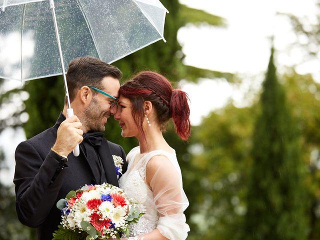 Il matrimonio di Giordano e Federica a Maser, Treviso 34