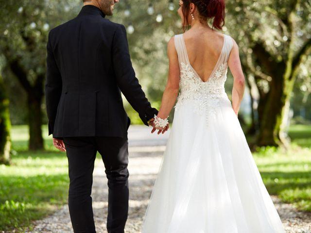 Il matrimonio di Giordano e Federica a Maser, Treviso 41