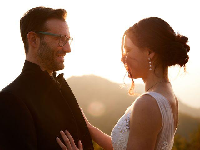 Il matrimonio di Giordano e Federica a Maser, Treviso 49