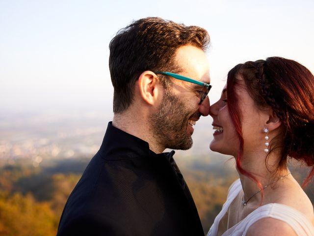 Il matrimonio di Giordano e Federica a Maser, Treviso 51
