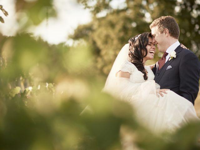 Le nozze di Marcela e Ole