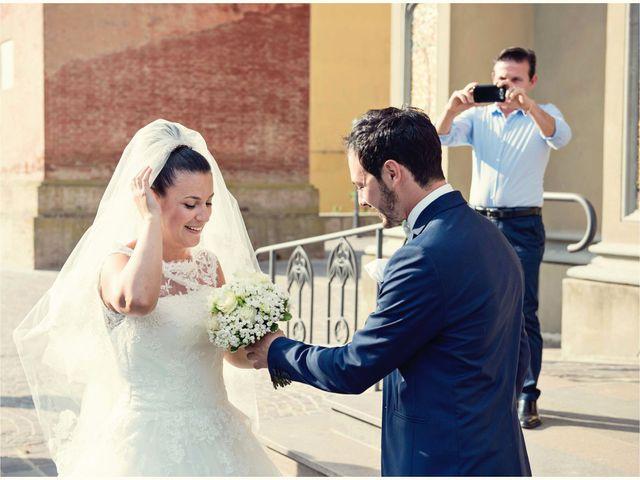 Il matrimonio di Marco e Martina a Cento, Ferrara 1