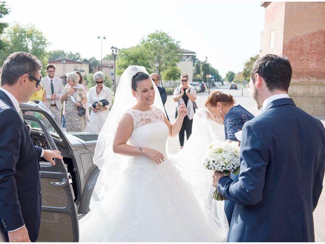 Il matrimonio di Marco e Martina a Cento, Ferrara 2