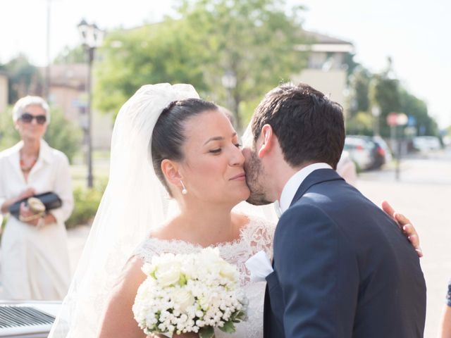 Il matrimonio di Marco e Martina a Cento, Ferrara 10