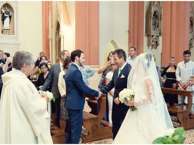 Il matrimonio di Marco e Martina a Cento, Ferrara 11