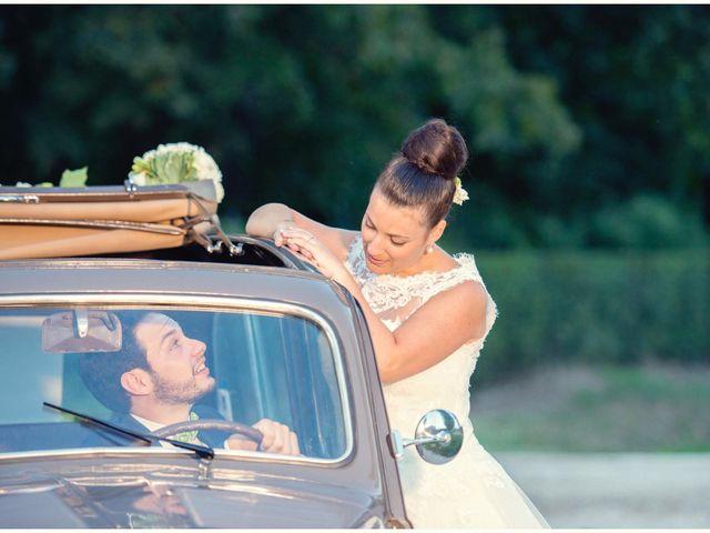 Il matrimonio di Marco e Martina a Cento, Ferrara 13