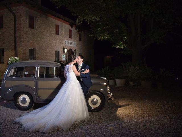 Il matrimonio di Marco e Martina a Cento, Ferrara 18