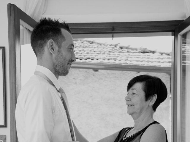 Il matrimonio di Francesco e Emanuela a Dongo, Como 9