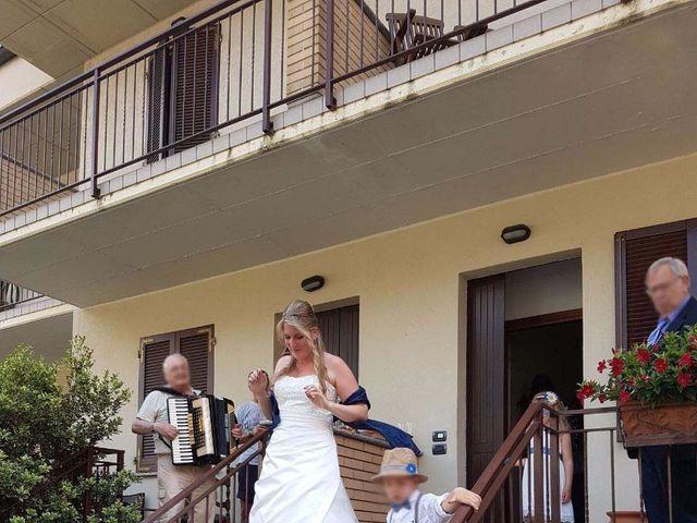 Il matrimonio di Francesco e Emanuela a Dongo, Como 19