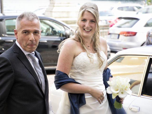 Il matrimonio di Francesco e Emanuela a Dongo, Como 23