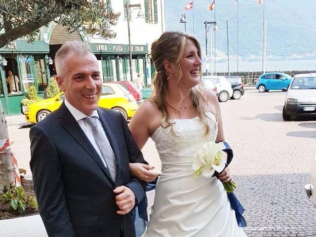 Il matrimonio di Francesco e Emanuela a Dongo, Como 24