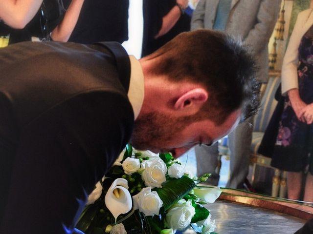 Il matrimonio di Francesco e Emanuela a Dongo, Como 28