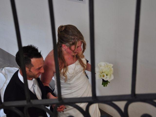 Il matrimonio di Francesco e Emanuela a Dongo, Como 33