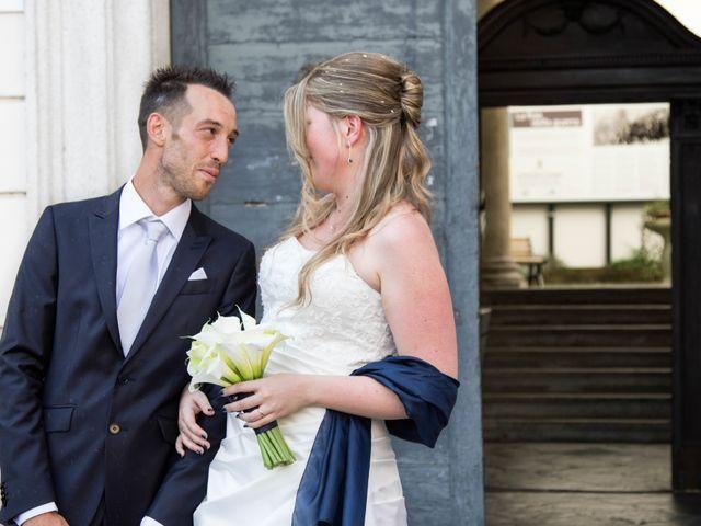 Il matrimonio di Francesco e Emanuela a Dongo, Como 35