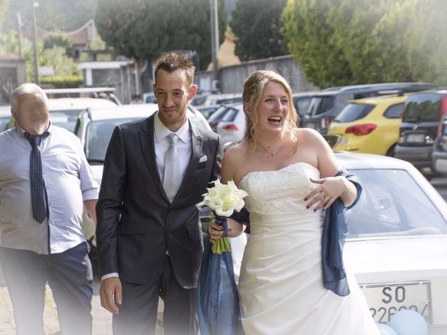 Il matrimonio di Francesco e Emanuela a Dongo, Como 37