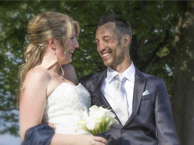 Il matrimonio di Francesco e Emanuela a Dongo, Como 38
