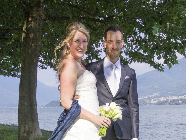 Il matrimonio di Francesco e Emanuela a Dongo, Como 39