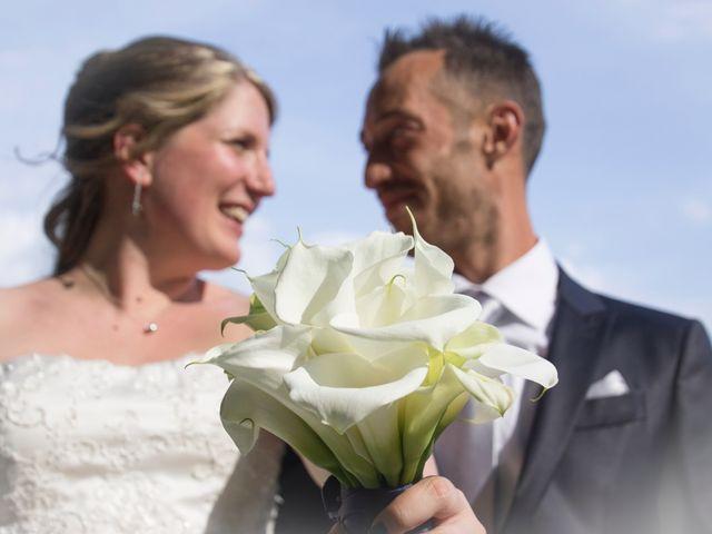 Il matrimonio di Francesco e Emanuela a Dongo, Como 41