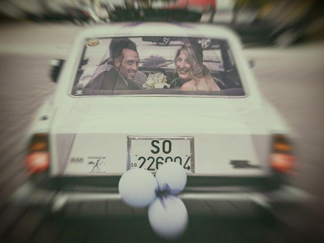 Il matrimonio di Francesco e Emanuela a Dongo, Como 46