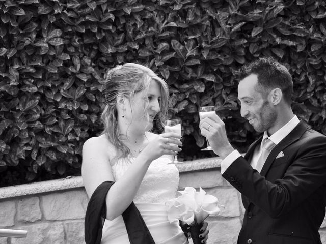 Il matrimonio di Francesco e Emanuela a Dongo, Como 48