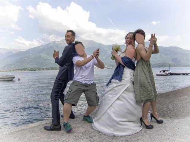 Il matrimonio di Francesco e Emanuela a Dongo, Como 52