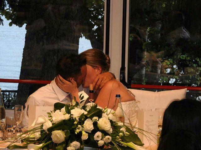 Il matrimonio di Francesco e Emanuela a Dongo, Como 53